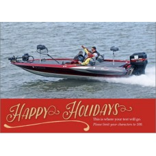 Holiday Greeting Card Model 2 (50 Cards)